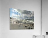 Eleuthera Deserted Beach  Acrylic Print