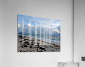 Eleuthera Stormy Horizon  Acrylic Print
