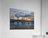 Eleuthera Waves  Acrylic Print