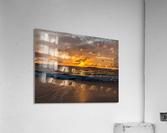 Eleuthera Golden Morning  Acrylic Print