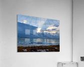 Eleuthera Sun ray  Acrylic Print