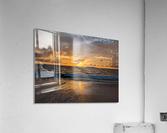 Eleuthera Sunrise  Acrylic Print