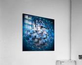 Power Revealed  Acrylic Print