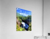 Majestic Waters  Acrylic Print