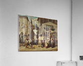 Marchands ambulants a Tivoli  Acrylic Print