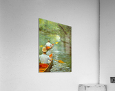 Candeling by Cailebotte  Acrylic Print