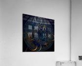 Zodiac Time  Acrylic Print