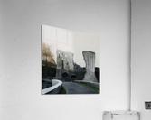 Mahee Castle  Acrylic Print