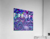 Digital_Tornado_Take_3  Acrylic Print