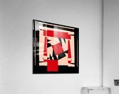 Juggling_Piet_Mondrian  Acrylic Print