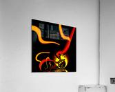 Lightening_Nude  Acrylic Print