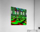 Garden_of_Eden_1  Acrylic Print