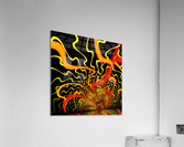 Lightening_Dressed  Acrylic Print