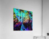 Mandala_a_la_Sierpinski  Acrylic Print