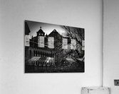 Volksbad  Acrylic Print