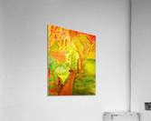 Could it be yellower   Acrylic Print