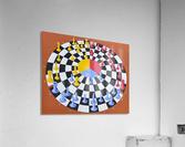 Chess-3-bounce  Impression acrylique