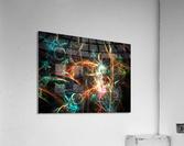 Discovery e  Acrylic Print