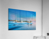 2019 Inshore crab opener - Cheticamp  Acrylic Print