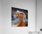Horsehead Nebula In Space  Acrylic Print