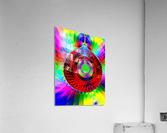 Paleta_De_Dios  Acrylic Print