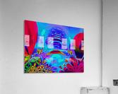 Sea_Bottom_3  Acrylic Print