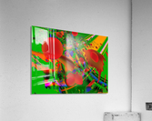 Tangerine_Island_7  Acrylic Print
