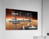 Marship OUTRIG 3  Acrylic Print
