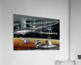 Mars Project 4  Acrylic Print