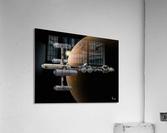 Copernicus in Mars Orbit  Acrylic Print