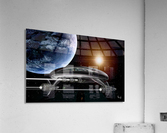 LIghtship Solaria  Acrylic Print
