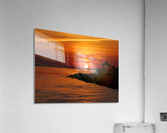 Sunset Over Indian River Inlet And Bay  Acrylic Print