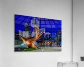 _TEL5194 HDR 1 2  Acrylic Print