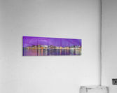 Chania Pano  Acrylic Print