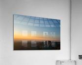 Calming Sunset  Acrylic Print