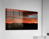 SkyFire  Acrylic Print