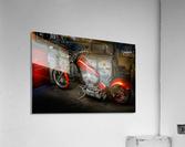 Bike Edit  Acrylic Print