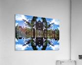 natural 3  Acrylic Print