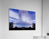 nube 44  Acrylic Print