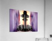 nube 47  Acrylic Print