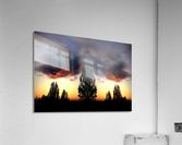 nube 49  Acrylic Print