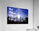 nube 55  Acrylic Print
