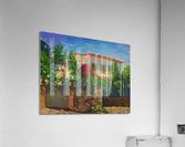 Little_Spanish_House  Acrylic Print