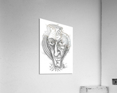 Portrait_1  Acrylic Print