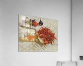 Still_Life_With_Crawfish  Acrylic Print