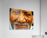 Squint  Acrylic Print