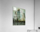 Venetian_Door  Acrylic Print