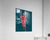 purposeful  Acrylic Print