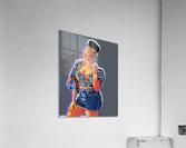 Shekel  Acrylic Print
