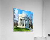 DC War Memorial  Acrylic Print